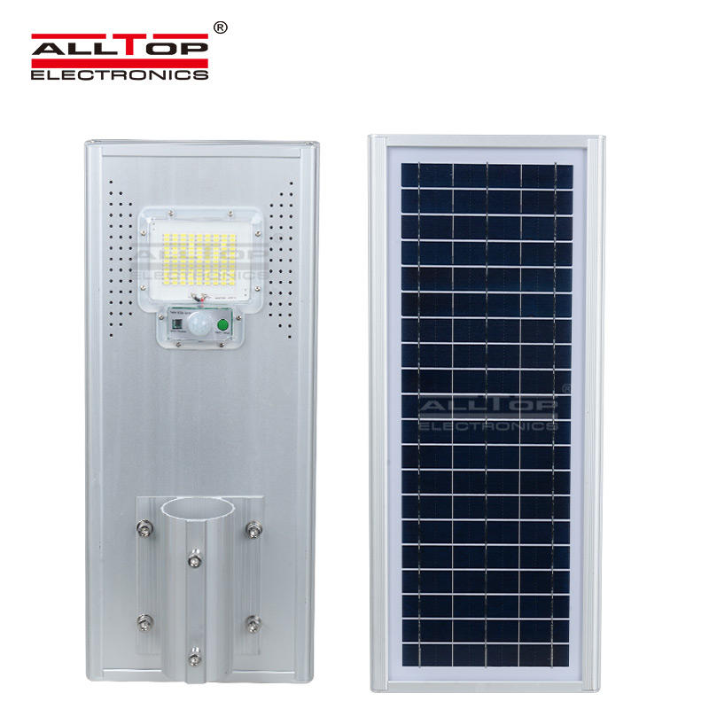 ALLTOP solar pole lights free sample for road-1