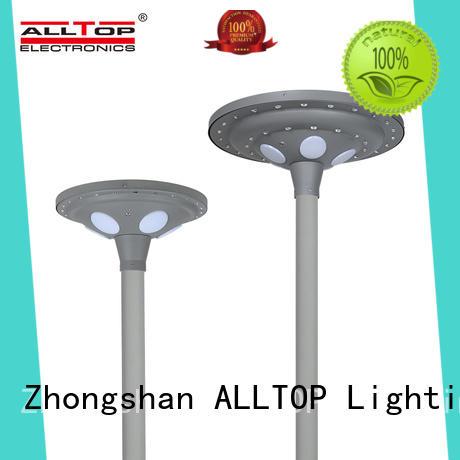 main gate solar powered yard lights energy saving for decoration ALLTOP