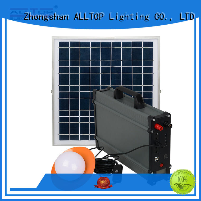 multi-functional solar panel system on-sale for camping