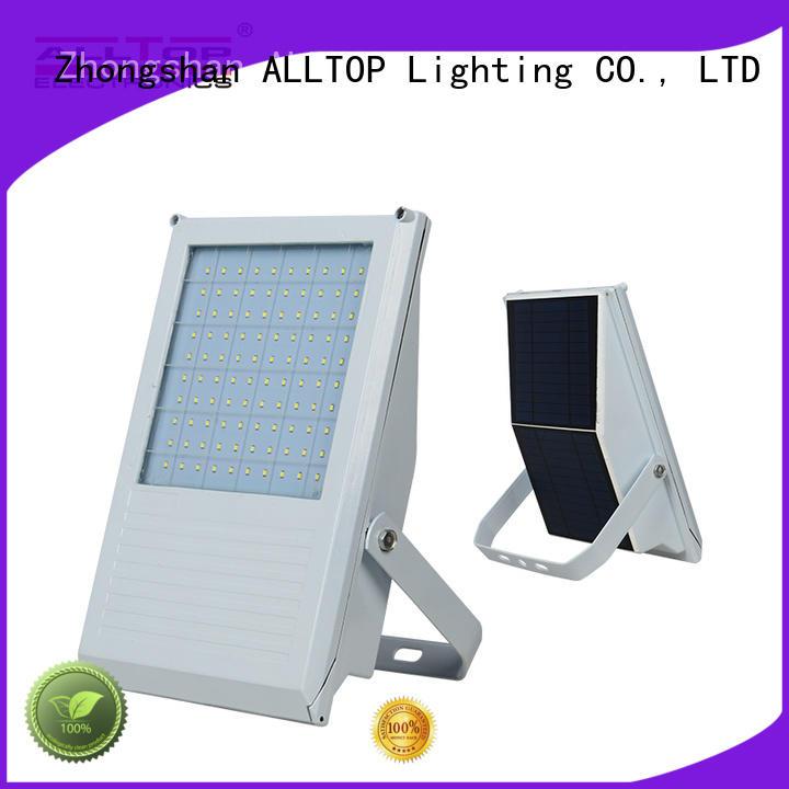 solar floodlight outdoor brightness for spotlight ALLTOP