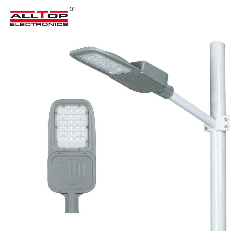 ALLTOP super bright customized 60w integrated solar street light factory for workshop-1