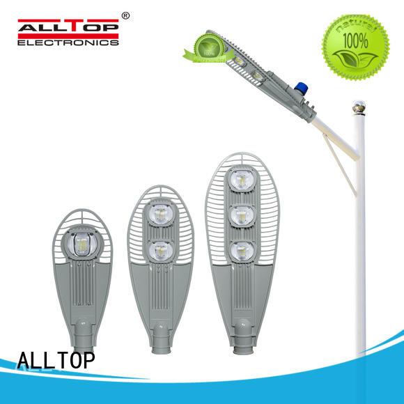ALLTOP super bright 50w led street light factory