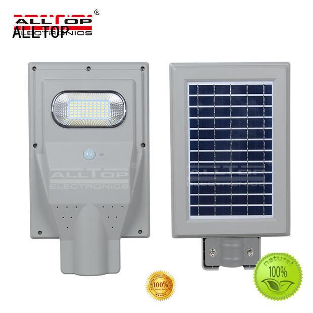 adjust waterproof all in one solar street lights light ALLTOP company