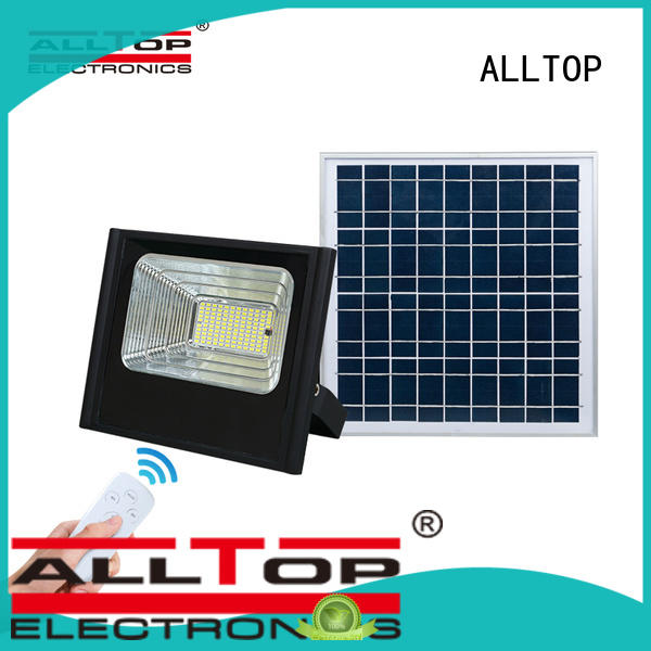 portable best solar flood lights company for spotlight