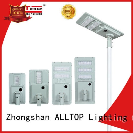 ALLTOP high-quality integrated solar light free sample for road