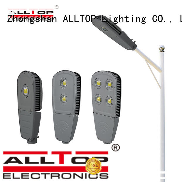 ALLTOP waterproof street light manufacturers free sample for facility