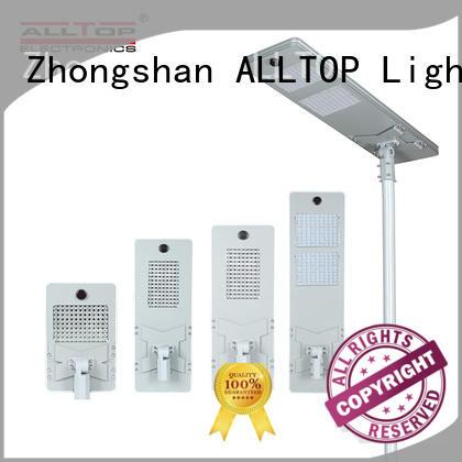 integrated luminaire street light manufacturers for art lighting