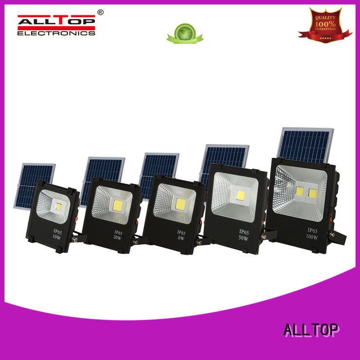 rechargeable solar led flood lights suppliers for spotlight
