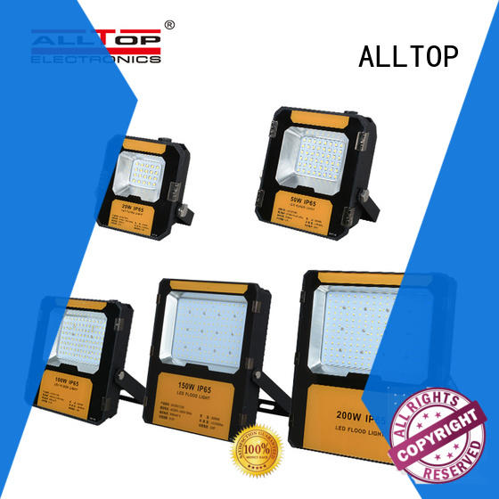 outdoor 50w led floodlight at discount for high way