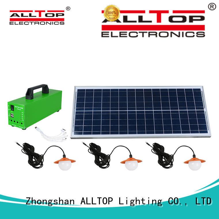 abs solar lighting system by-bulk for home