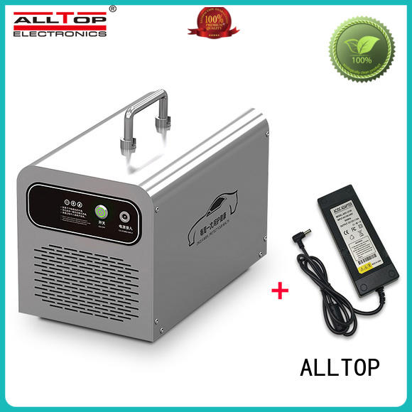 ALLTOP remote control uv sterilizing light manufacturers for air disinfection