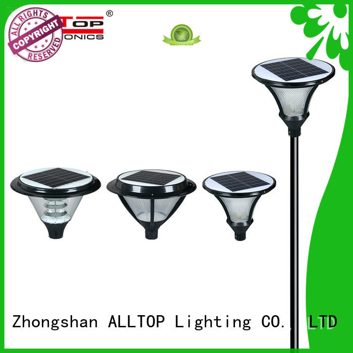 ALLTOP customized solar garden light manufacturers for landscape