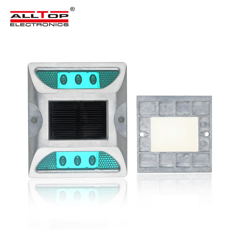 ALLTOP waterproof solar powered traffic lights suppliers factory for police-1