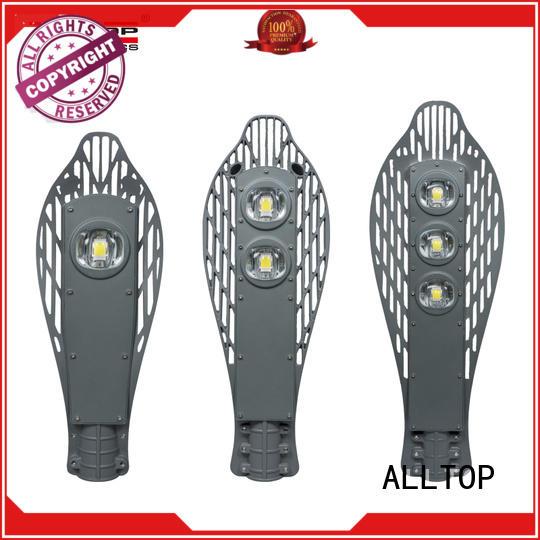 ALLTOP automatic 20 watt led street light outdoor for park