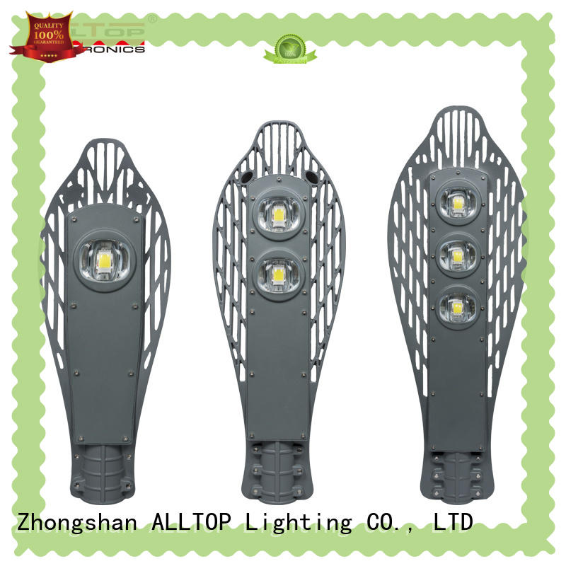 ALLTOP waterproof led street light heads supply for high road