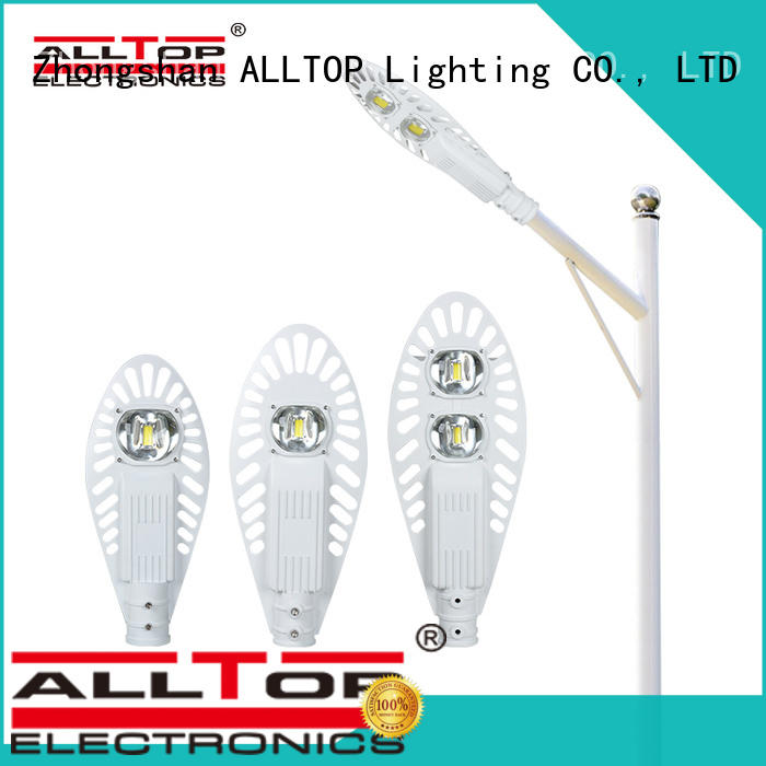 ALLTOP luminary customized 60w integrated solar street light for business for facility