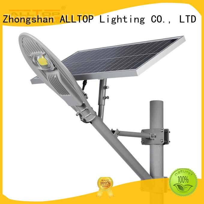 High lumens Bridgelux cob waterproof IP65 outdoor 30 watt solar led street light