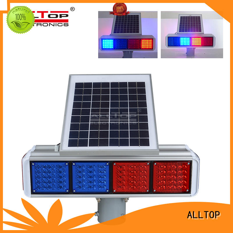 ALLTOP low price traffic light lamp road signs for safety warning