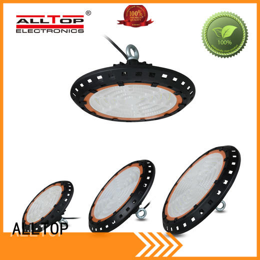 ALLTOP industrial aluminum high bay light led for outdoor lighting