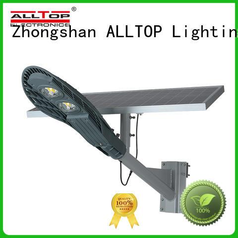ALLTOP solar led street lamp series for playground