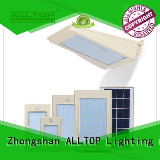 solar patio wall lights high quality highway lighting ALLTOP