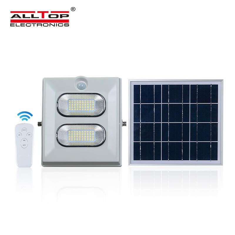 portable solar flood lights OEM for spotlight-2