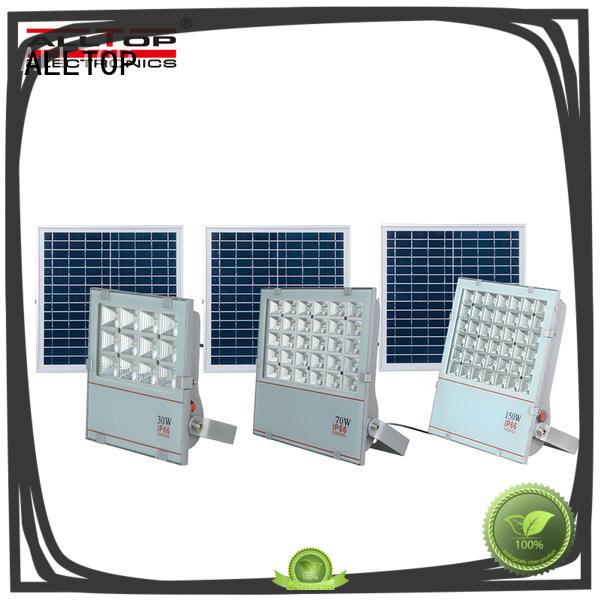 Good quality IP66 waterproof 30w 70w 150w Aluminum Alloy Solar led flood light