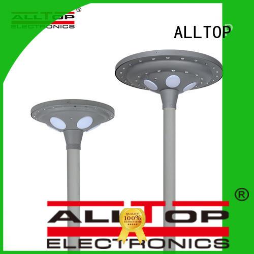 ALLTOP Hot sales outdoor waterproof energy saving 30W 60w solar led garden lamp