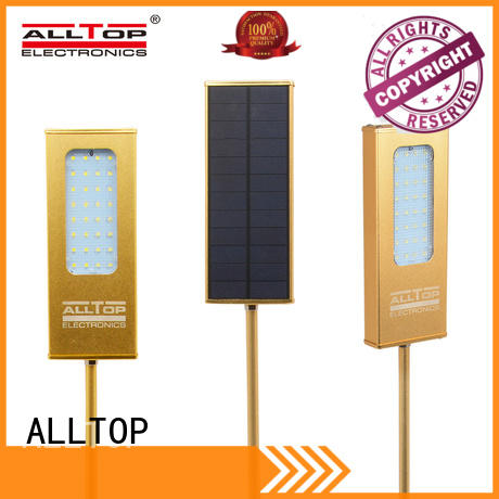 ALLTOP solar wall sconce with good price for concert