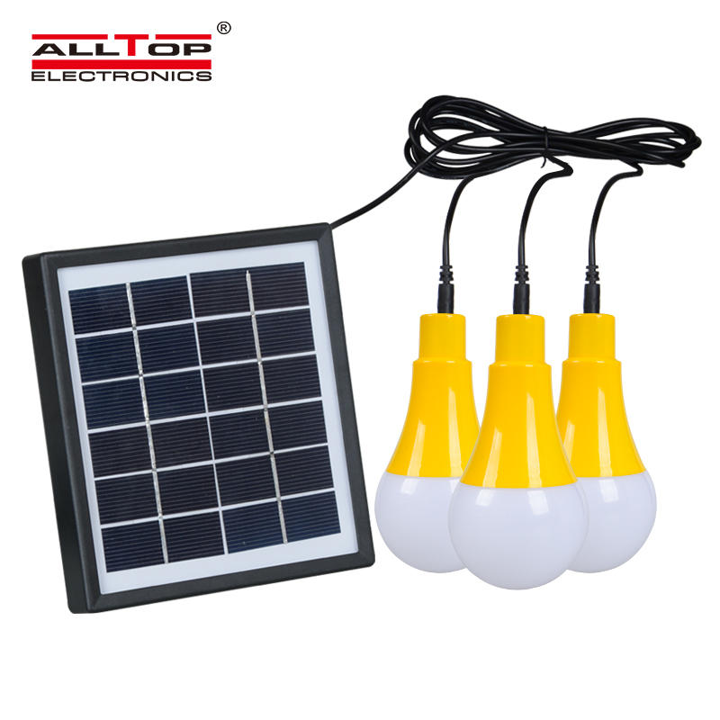 ALLTOP waterproof solar pir wall light factory direct supply highway lighting-3