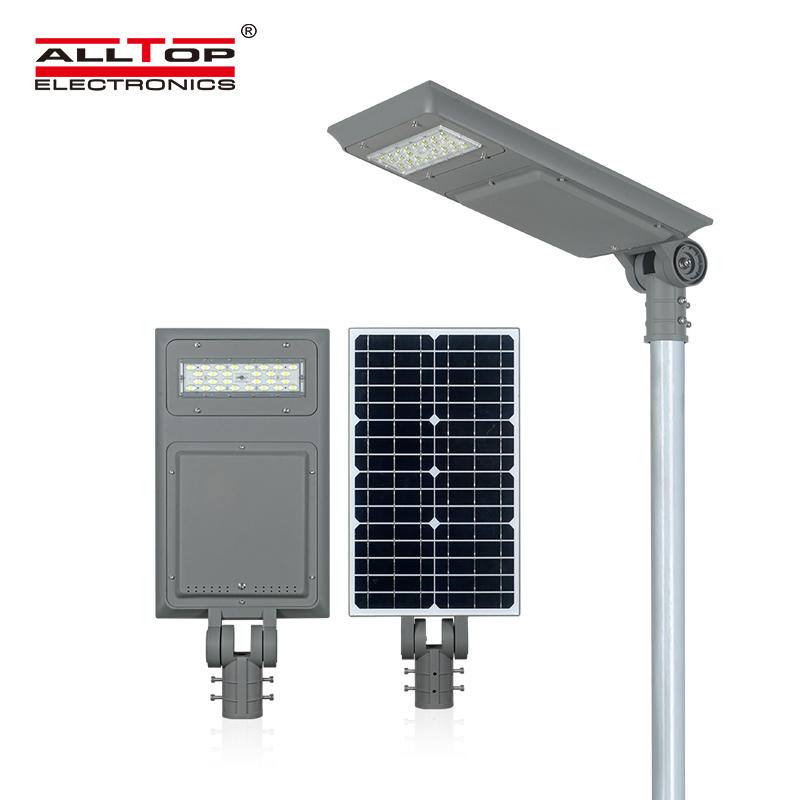 outdoor 60w all in one solar street light directly sale for garden-1