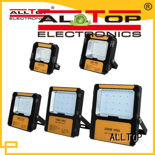 ALLTOP best quality led flood light bulbs directly sale for tunnel