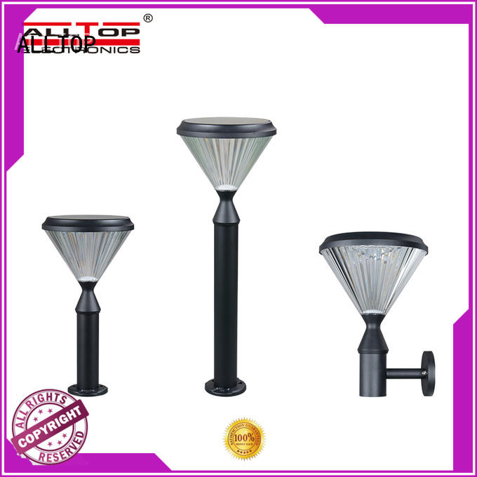 ALLTOP energy saving solar yard lights at discount for landscape