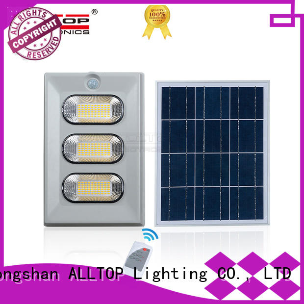 folding solar floodlight OEM for spotlight