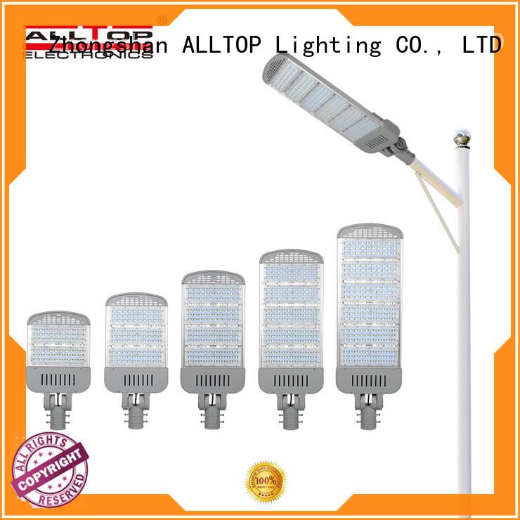 ALLTOP super bright led streetlights manufacturer for facility