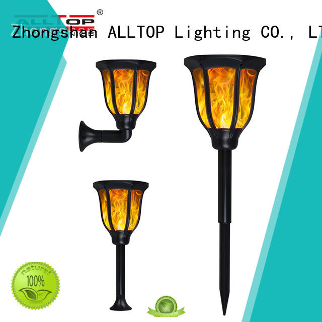 ALLTOP customized solar garden light for business for decoration