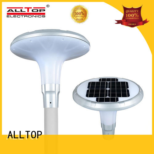 ALLTOP Brand waterproof street solar street light manufacturer