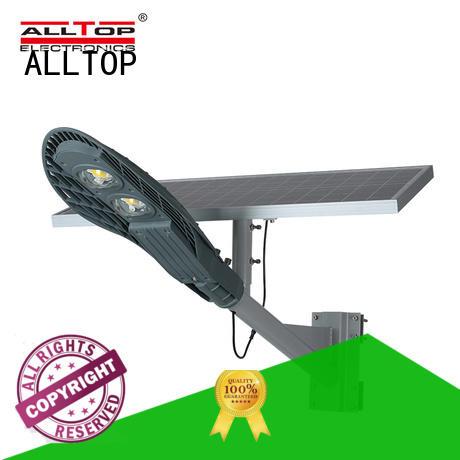 top selling cob ip65 solar led street light aluminum for garden