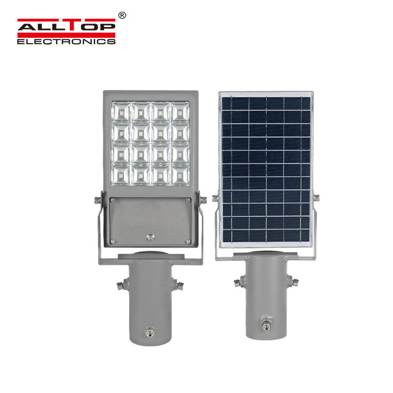 ALLTOP powered solar flood lights OEM for spotlight-3