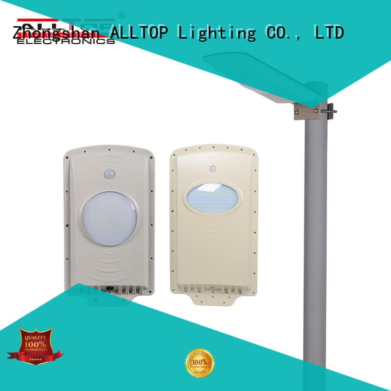 integrated all in one street light directly sale for road