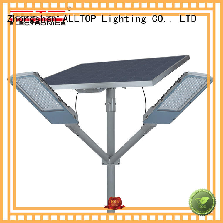 ALLTOP power 12w solar street light popular for outdoor yard