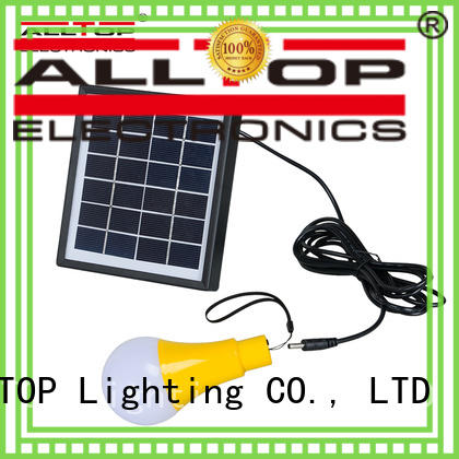 ALLTOP stainless steel solar led wall pack factory direct supply for garden