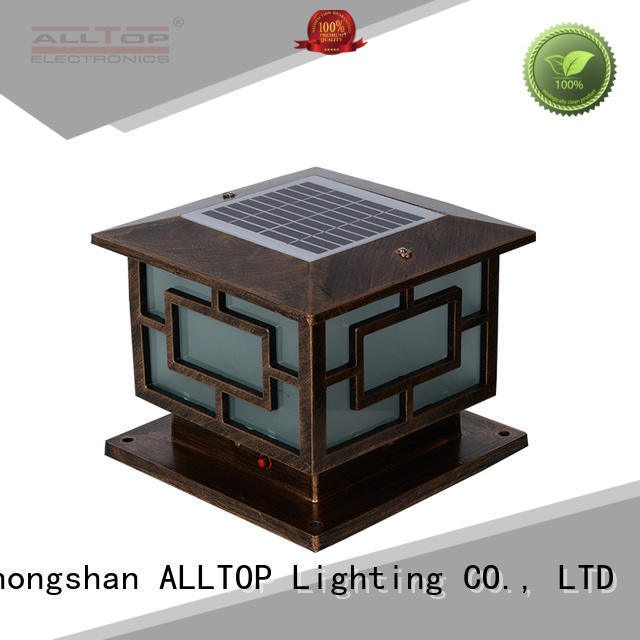 ALLTOP waterproof wholesale solar garden light factory for landscape