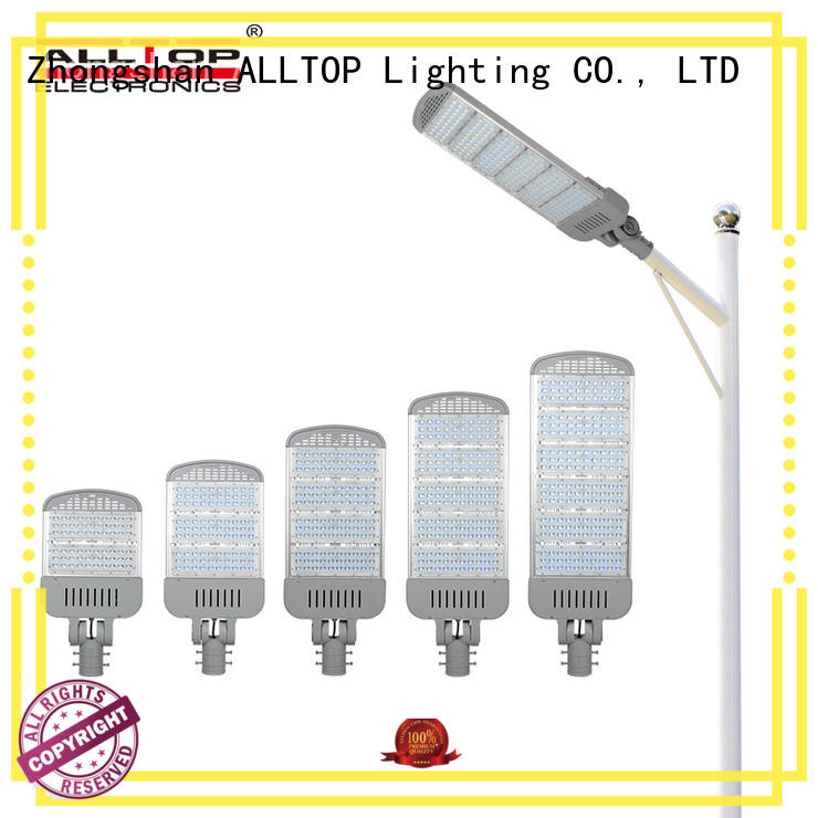 automatic led street lights bulk production for high road