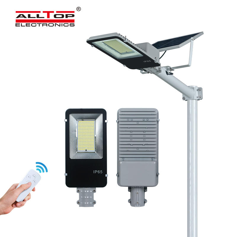 ALLTOP solar light for road factory for garden-1