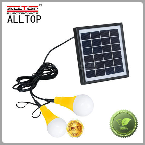 ALLTOP high quality solar wall lamp housing for party