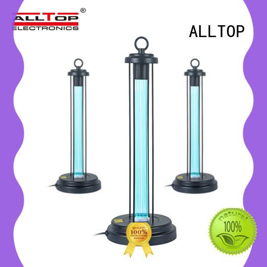 intelligent uv sterilizing light supply for air disinfection
