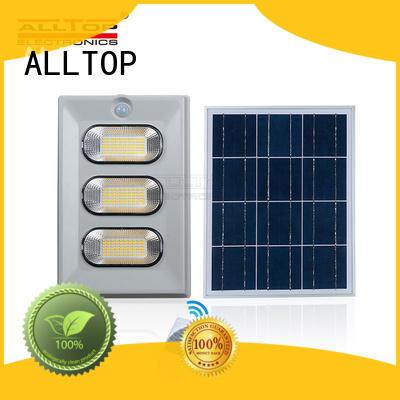 solar flood light kit oem spotlight Warranty ALLTOP