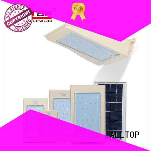 energy-saving solar led wall lamp certification for concert