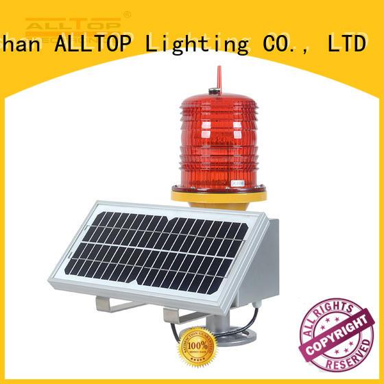 ALLTOP solar traffic light suppliers series for safety warning
